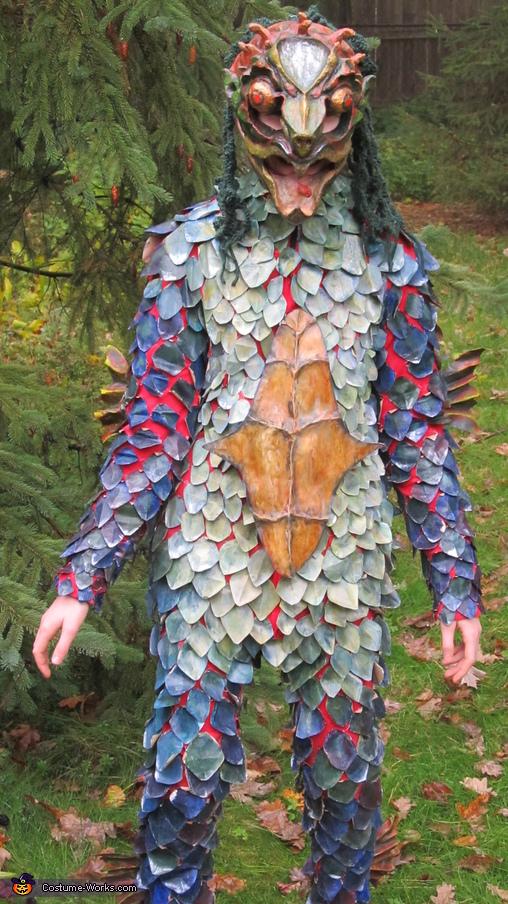 The Kappa Costume