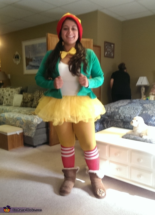 The Keebler Elf Costume