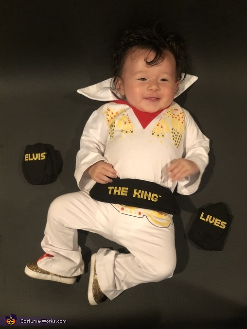 The King Lives On Costume
