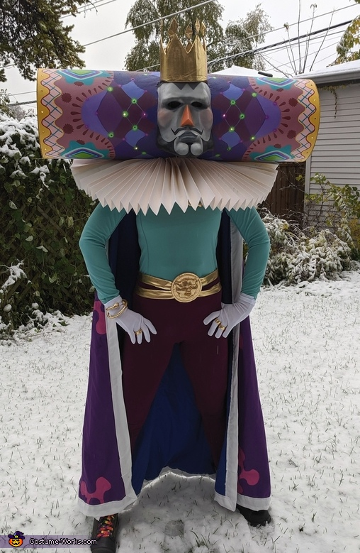 The King Of All Cosmos Costume