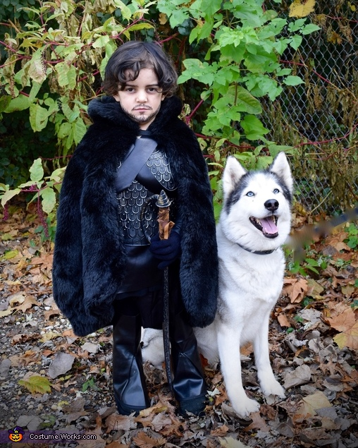 The King of the North - GoT Costume