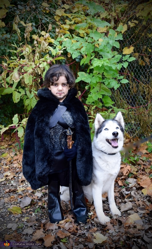 King of the north, The King of the North - GoT Costume