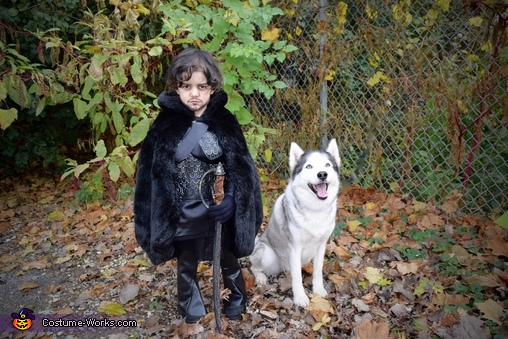 Game of Thrones, The King of the North - GoT Costume