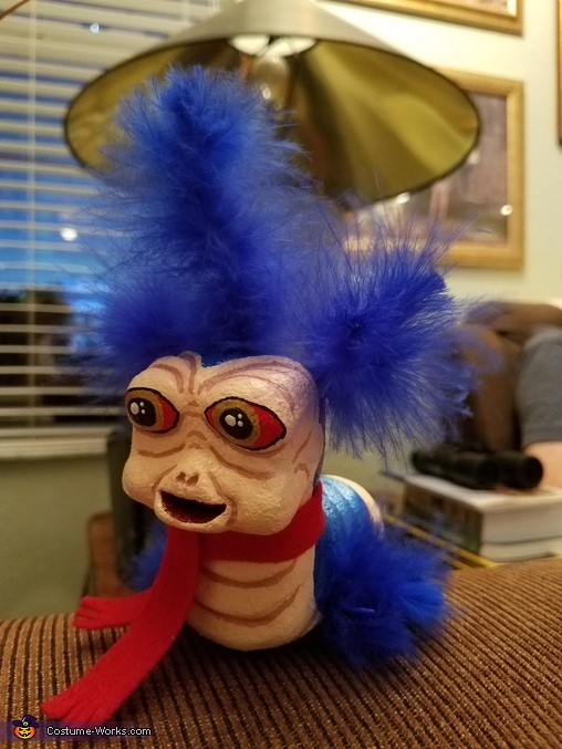 Ello the worm, The Labyrinth Costume