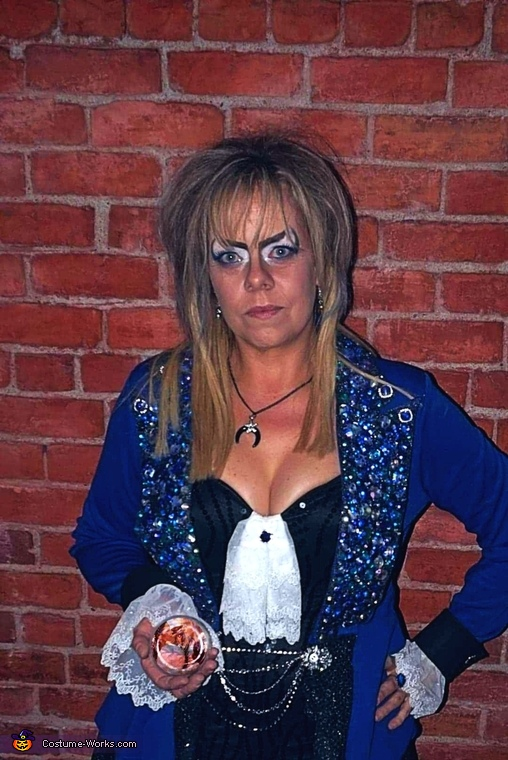 The Goblin King, The Labyrinth Costume