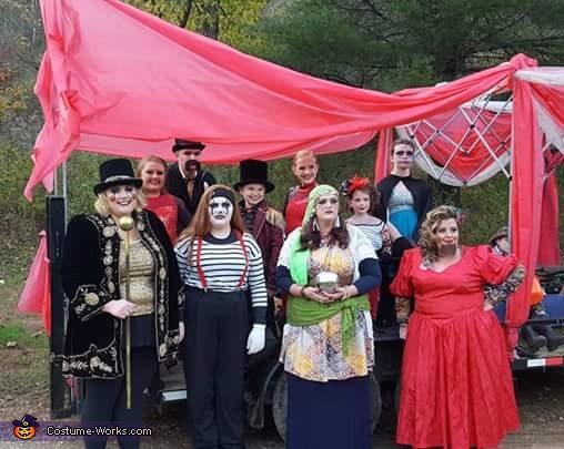 The Last Circus Costume