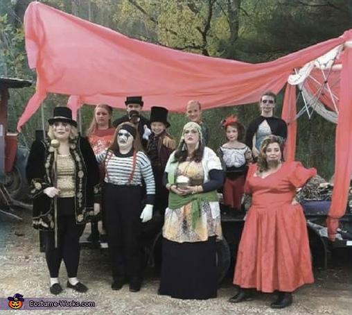 The Last Circus Homemade Costume