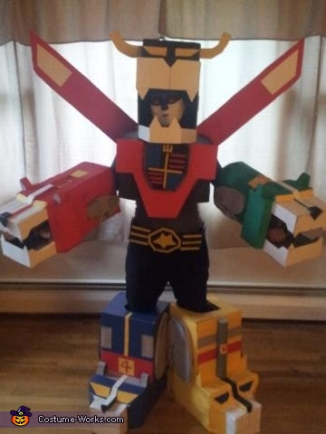 The Legend of Voltron Costume