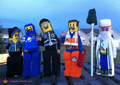 Everything is Awesome The LEGO Movie Costume