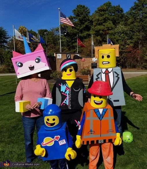 The Lego Movie Costume