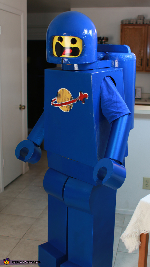 The LEGO Movie Benny Costume