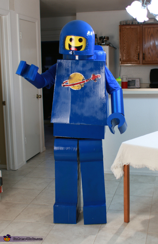 Lego Benny Costume from The LEGO Movie