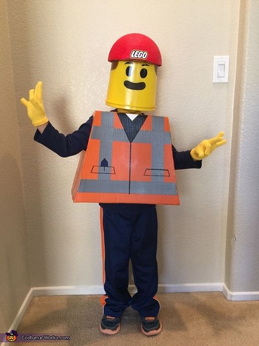 The Lego Movie Emmet Costume