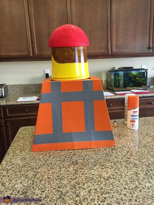 The Lego Movie Emmet Homemade Costume
