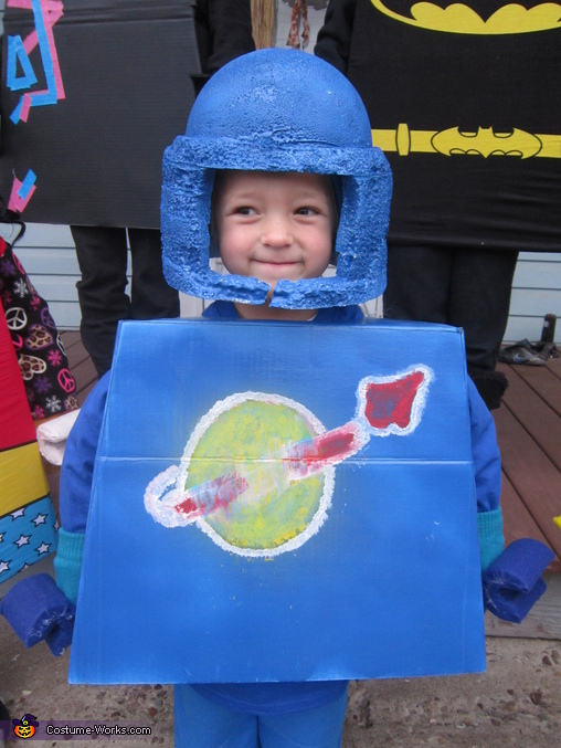 Benny the Space guy, The Lego Movie Family Costume
