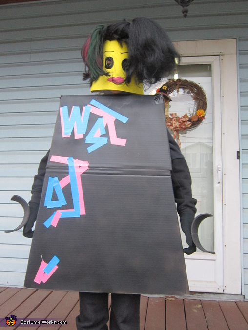 Wyldstyle, The Lego Movie Family Costume