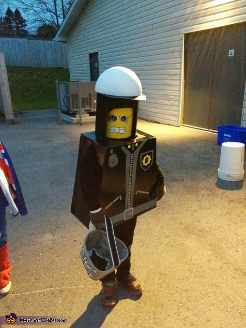 The Lego Movie Family Costumes
