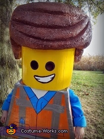 Emmet, The Lego Movie Stars Group Costume