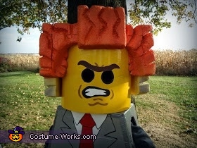 President Business, The Lego Movie Stars Group Costume