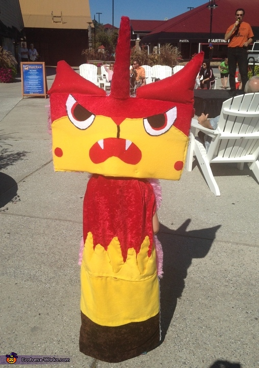 The Lego Movie Unikitty Costume