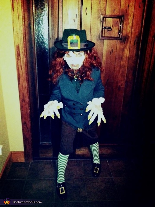 The Leprechaun Costume DIY
