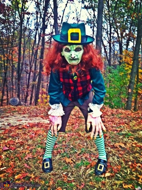 The Leprechaun Costume