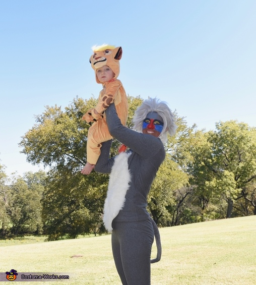 The Circle of Life!, The Lion King Family Costume