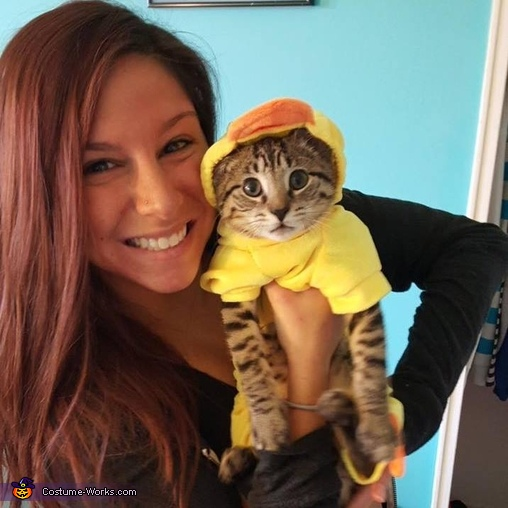 The Little Ducky Costume