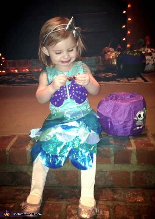 My Little Mermaid 4, The Little Mermaid Costume