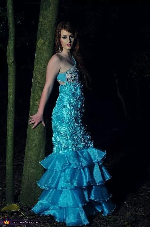 The Little Mermaid Costume