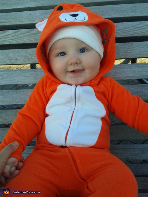 The Little Tiger Costume