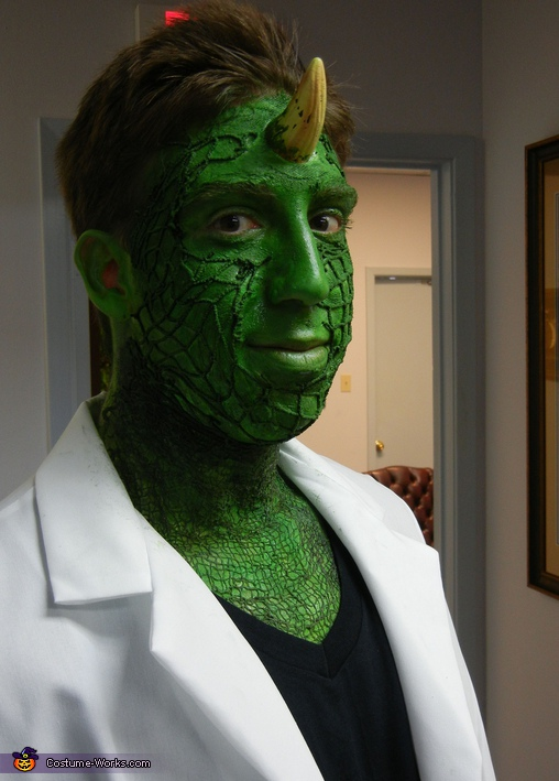 The Lizard Costume
