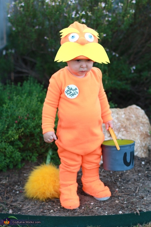 The Lorax Costume