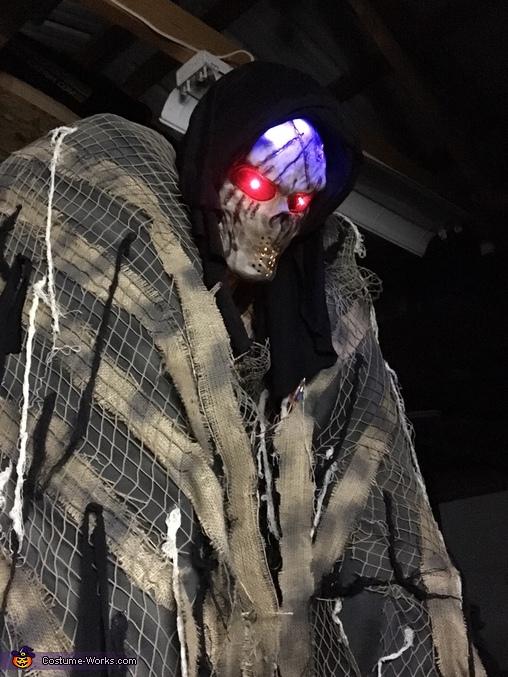 The Lurker Homemade Costume