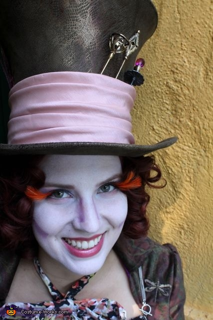 mad i say!, The Mad Hatter Costume