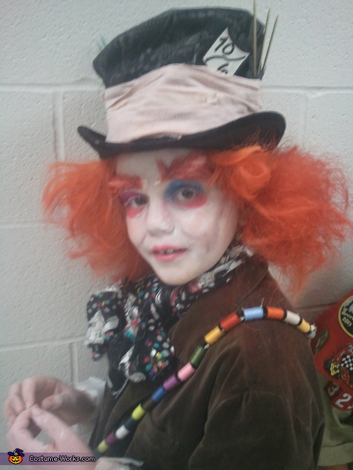 The Mad Hatter Costume For A Boy Easy Diy Costumes Photo 2 2