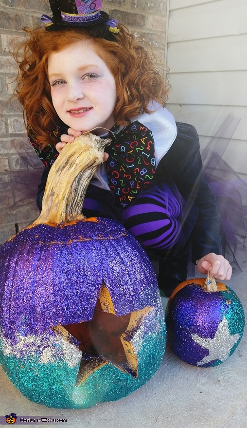 Close up, The Mad Hatter Costume
