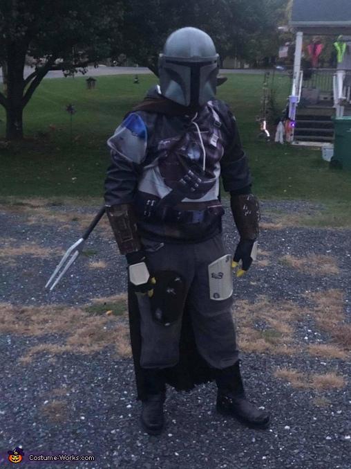 The Mandalorian Costume