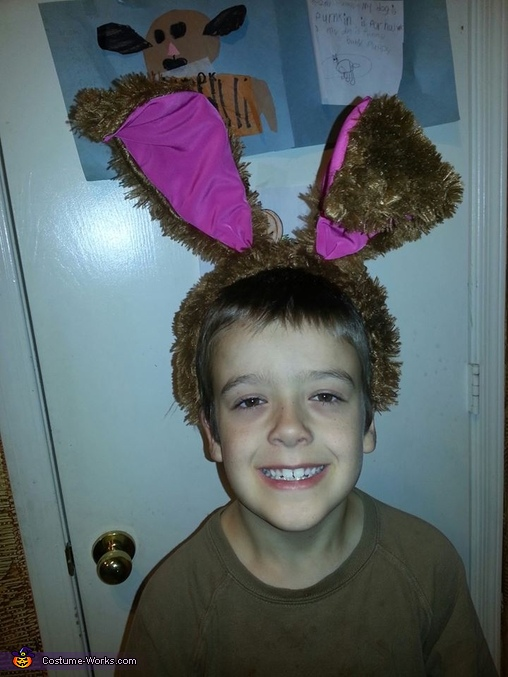March Hare Ears, The March Hare Costume