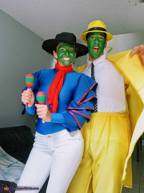 The Mask Homemade Costume