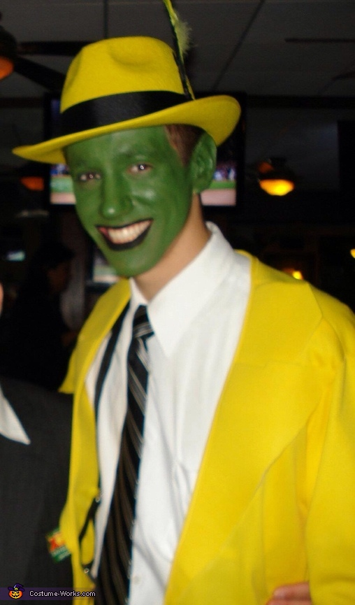 The Mask Costume