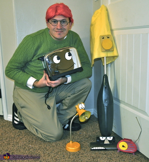 Brave Little Toaster The Master Costume