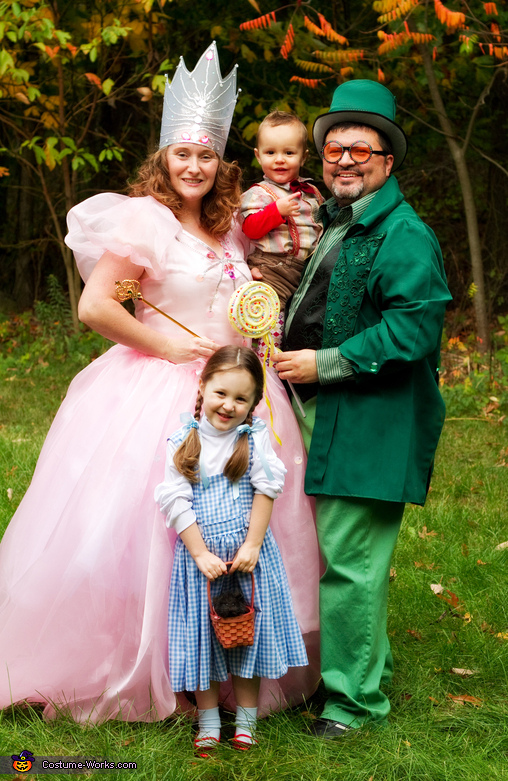 The Merry Old Land of Oz Costume