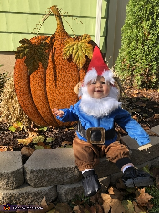 Hanging With My Gnomie, The Meyer Garden Costume