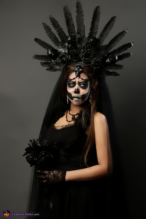 The Midnight Bride Costume
