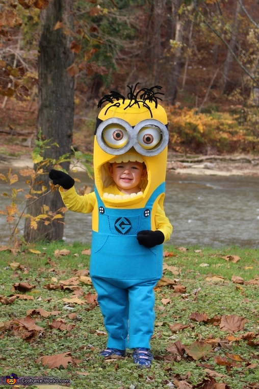 Bentley the Minion, The Minion Family Costume