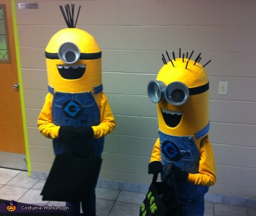 ... the minions costume ... & Minions Costume Kids - Best Kids Costumes