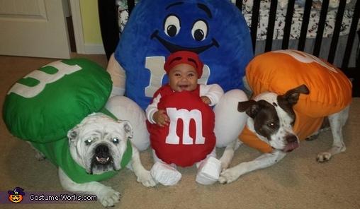 The M&M's Costume
