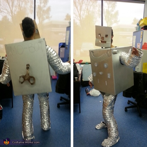 The MO-BOT Costume