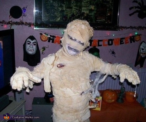 The Mummy Costume